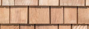 Shingle red cedar wooden shake roof tiles